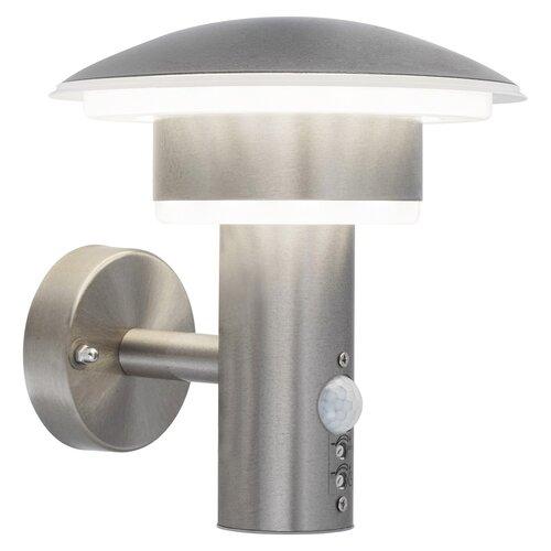 Rabalux 8977 Denmark Vonkajšie LED nástenné svietidlo, sivá