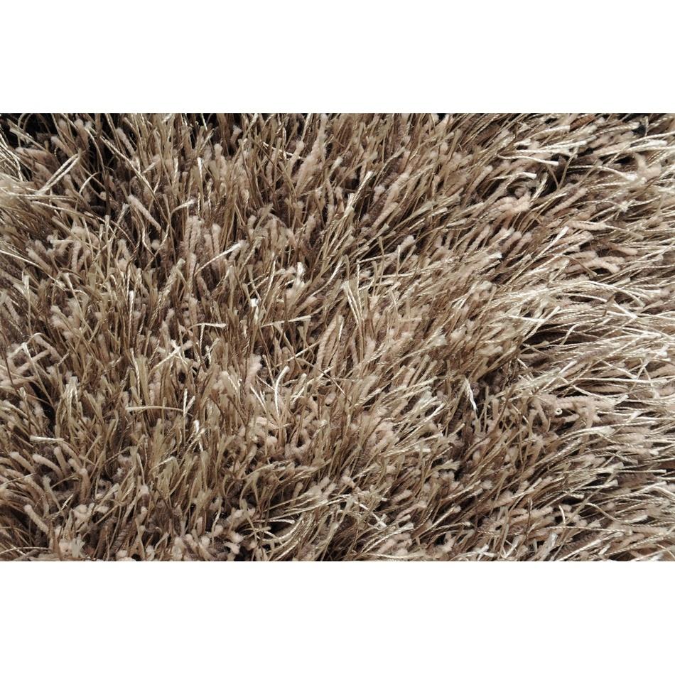 Habitat Kusový koberec Love Shaggy světle hnědá, 160 x 230 cm