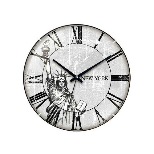 Nástenné hodiny New York 31 cm