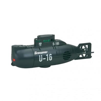 Ponorka U-16 na dálkové ovládání
