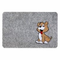 Flocky Kutya  lábtörlő, 40 x 60 cm