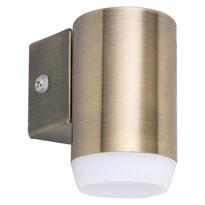 Rabalux 8937 Catania Vonkajšie LED nástenné svietidlo, hnedá