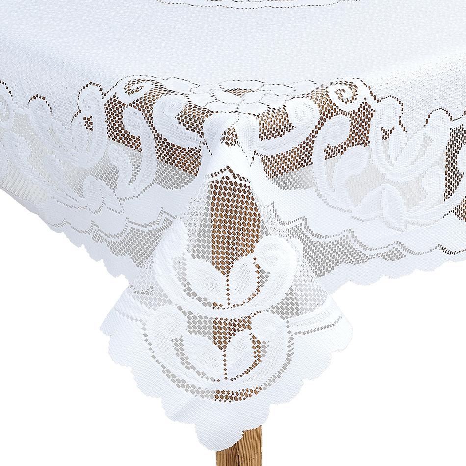 Forbyt Obrus Krajkový žakárový Dominik, 120 x 155 cm, 120 x 155 cm