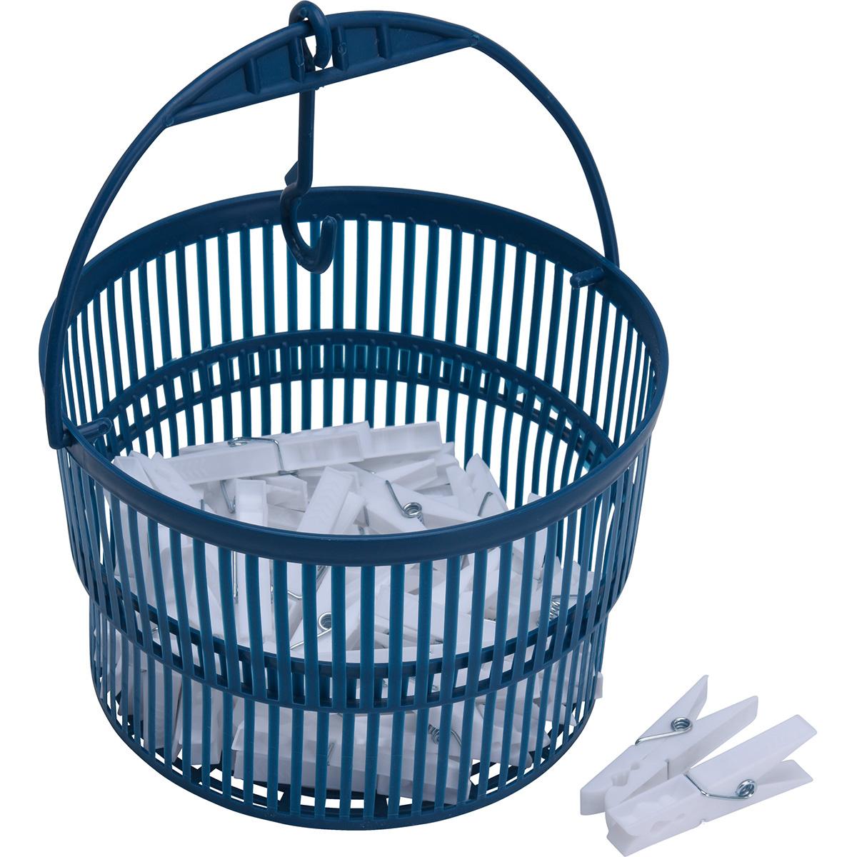 Košík so štipcami Ring