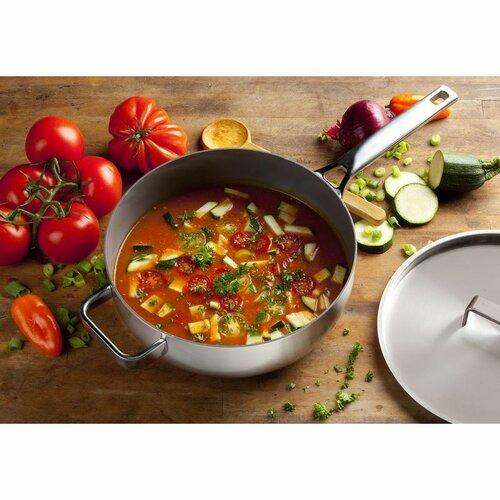 Healthy & tasty Keramická panvica s pokrievkou, 26 cm