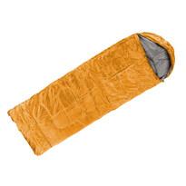 Nawalla Spací vak s podhlavníkom žltá, 5 °C