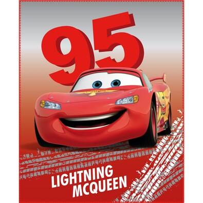 Dětská deka Cars Fastest, 110 x 140 cm