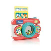 Clementoni Můj první fotoaparát, 14 x 20 x 6 cm, světelné a zvukové efekty
