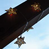 Sharks SH34 LED řetěz hvězdy solární
