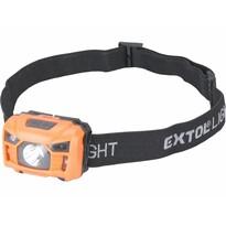 EXTOL - LIGHT tölthető fejlámpa, 100 lm