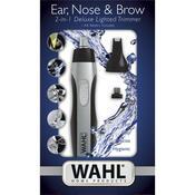 Osobní zastřihovač WAHL EAR, NOSE, BROW / 2 in 1