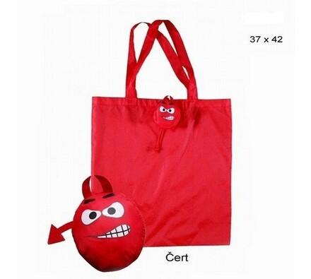 Nákupní taška Famito 0002 čert