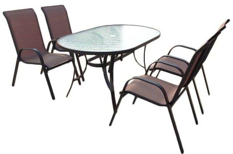 Set zahradního nábytku NERANG
