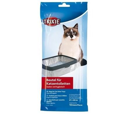 Sáčky pro kočičí WC 48x37 cm