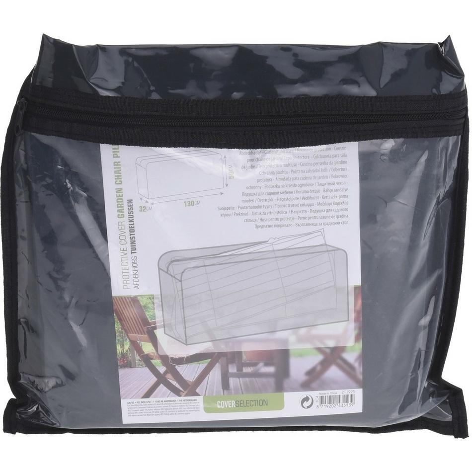 Ochranný obal na podušky k záhradným stoličkám