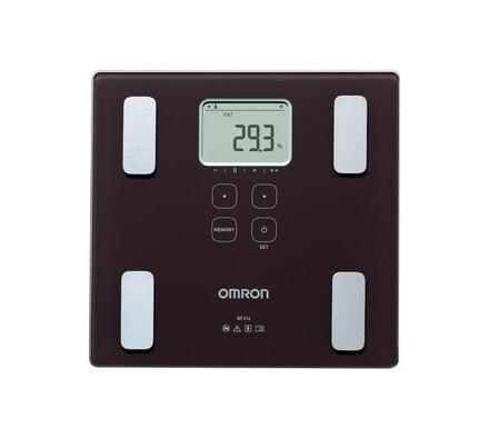 Omron BF214 osobní váha diagnostická