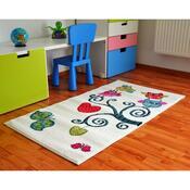 Dětský koberec Kids 420 White, 80 x 150 cm