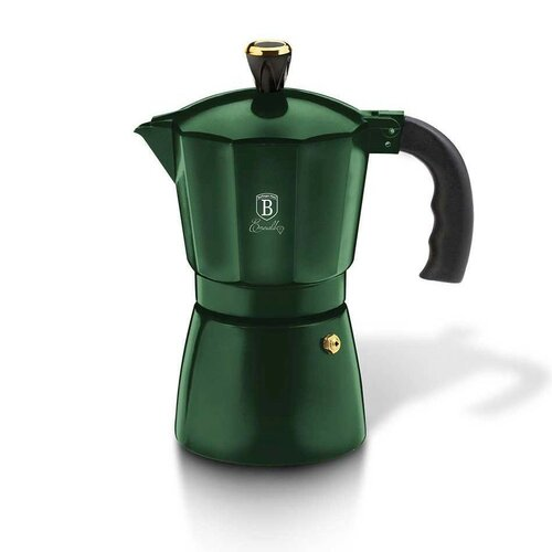 Berlinger Haus Konvice na espresso Emerald Collection, 6 šálků