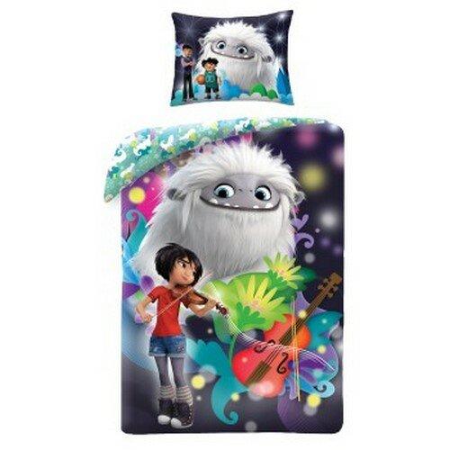 Halantex Detské bavlnené obliečky Abominable - Snežný chlapec, 140 x 200 cm, 70 x 90 cm