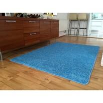 Kusový koberec Color shaggy modrá,
