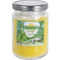 Repelentní svíčka Citronella s víčkem, 245 g