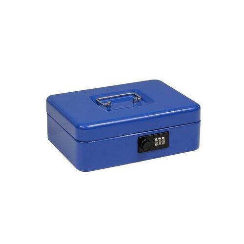 RICHTER CZECH Ocelová pokladnička s kódovým zámkem TS.3010