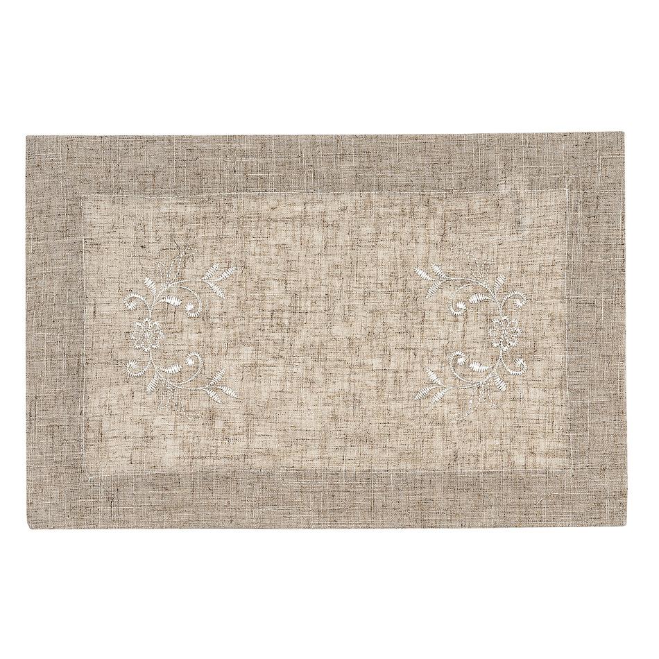 Forbyt Vyšívaný obrus Folk, 30 x 45 cm, 30 x 45 cm