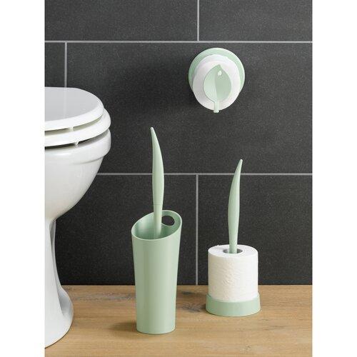 Koziol Stojan na toaletní papír Sense, zelená