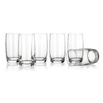 Banquet Crystal Sada pohárov long drink Leona 380 ml, 6 ks