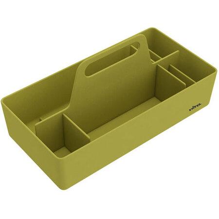 Box na drobnosti WOK 32,7 cm, horčičné