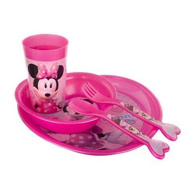 Banquet Minnie dětská jídelní sada