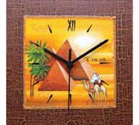 Nástěnné hodiny Egypt