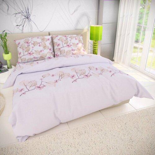 Kvalitex Bavlněné povlečení Mary růžová, 140 x 200 cm, 70 x 90 cm