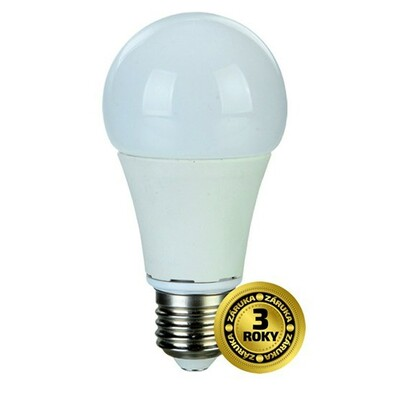 Solight LED žárovka klasický tvar 10 W