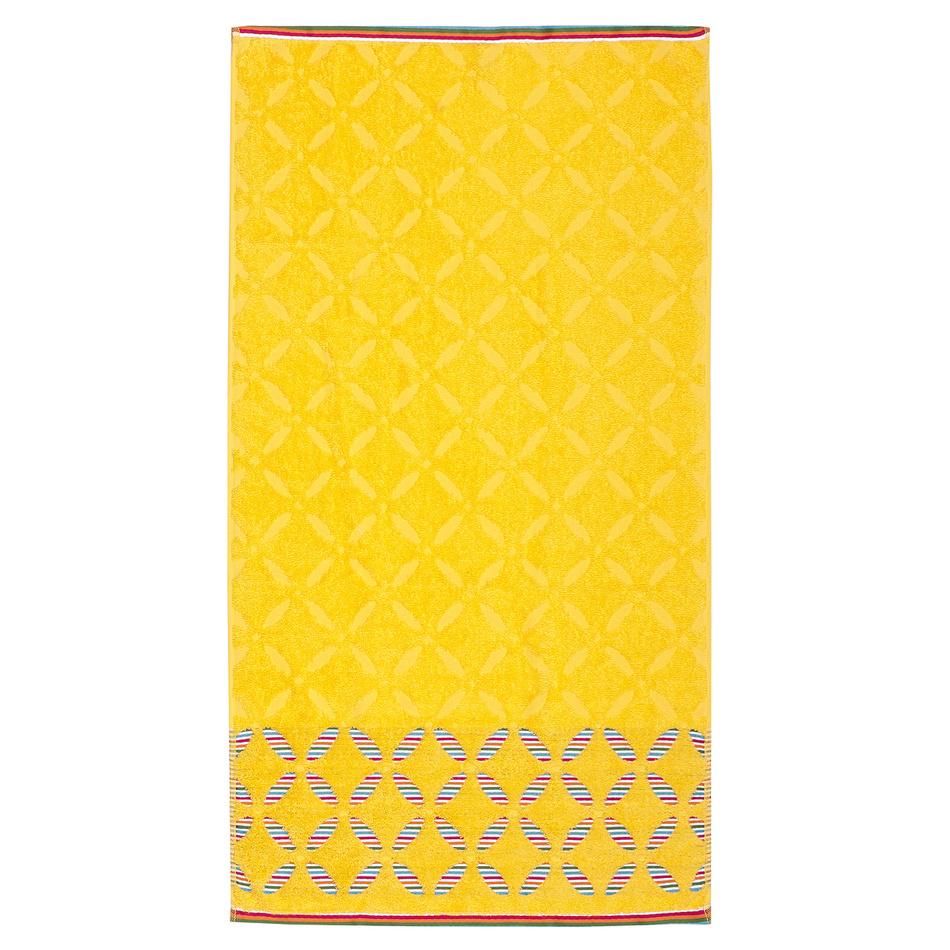 4Home Osuška New Rainbow žltá, 70 x 140 cm