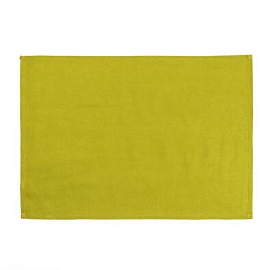 Kuchyňská utěrka režná zelená, 50 x 70 cm