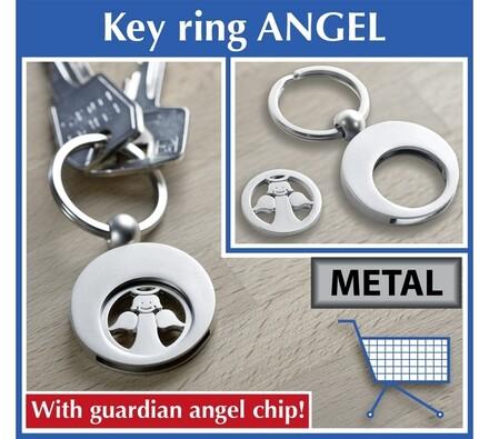Wenko přívěšek na klíče anděl