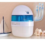 Zvlhčovač vzduchu 810520900, bílá + modrá, 12 x 9,5 x 15 cm