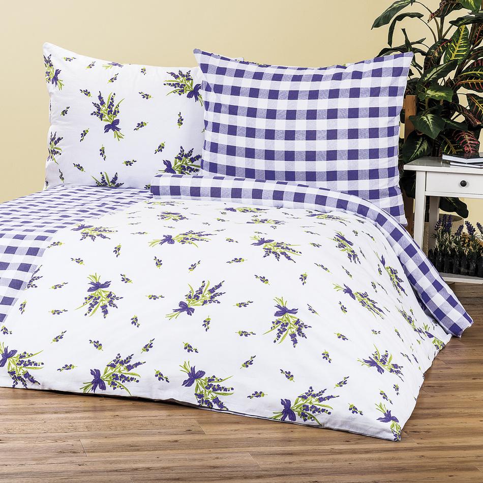 4Home Bavlnené obliečky Provence, 140 x 200 cm, 70 x 90 cm, 140 x 200 cm, 70 x 90 cm