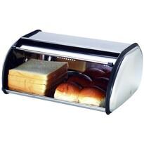 Nerezový chlebník 43 x 27 cm