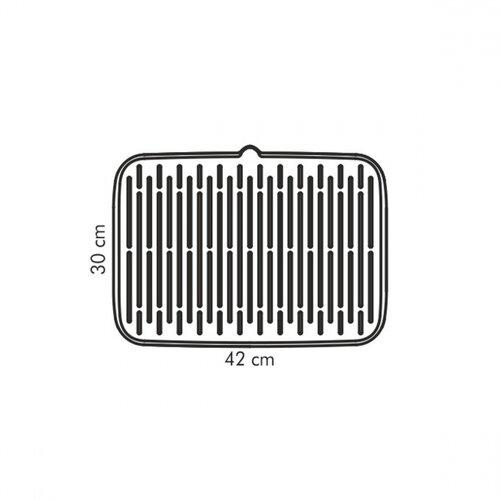Tescoma Odkapávač silikonový CLEAN KIT, 42 x 30 cm