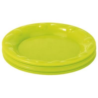 4Home Plastové talíře 8 ks