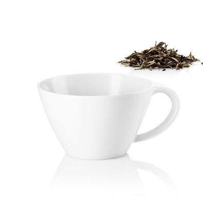 Šálek na čaj Amfio 220 ml, bílý