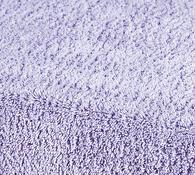 Prostěradlo z mikrovlákna, fialová, 90 x 200 cm