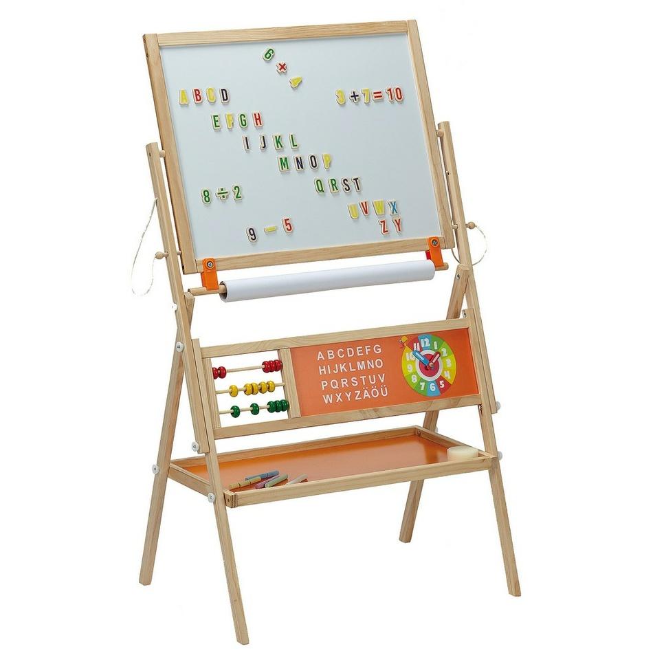 VOG Multifunkční kreslící tabule, 125 x 55 x 50 cm
