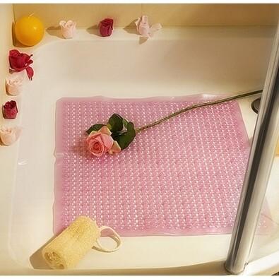 Podložka do sprchy Ramsi růžová, , 52 x 52 cm