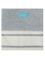 Womar Pătură copii gri, 75 x 100 cm