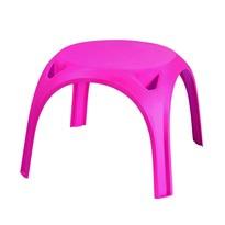 Keter gyermekasztal, rózsaszín, 64 x 64 x 48 cm
