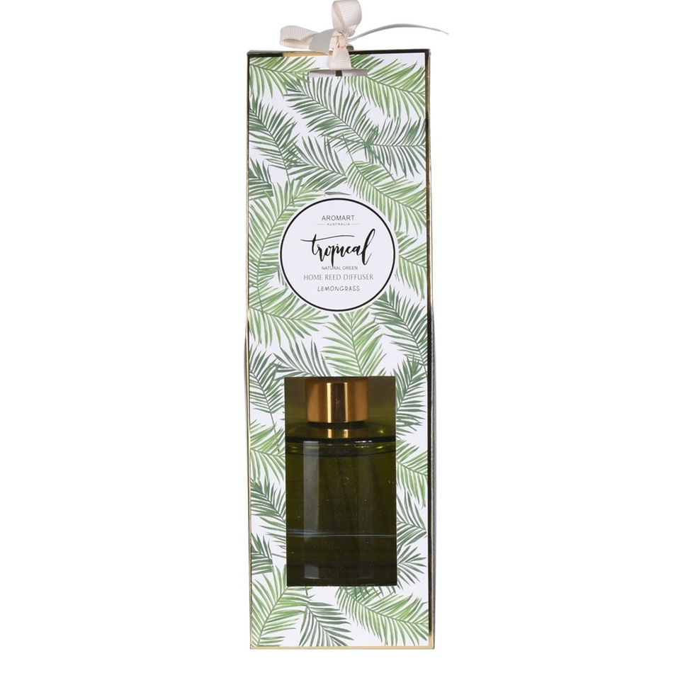 Koopman Vonný difuzér Aromart Tropical Lemongrass, 200 ml