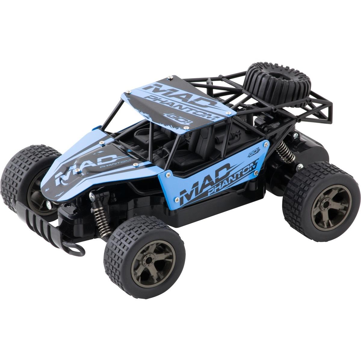 Buddy Toys BRC 20.420 Auto na diaľkové ovládanie RC Bulan, modrá